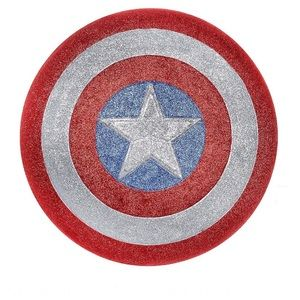 Child Glitter American Dream Shield New With Tags